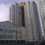 Приморский р-н, ЖК «Французкий Бульвар» 3комнатная квартира.